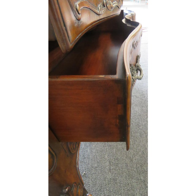Victorian Style Commode For Sale - Image 10 of 11