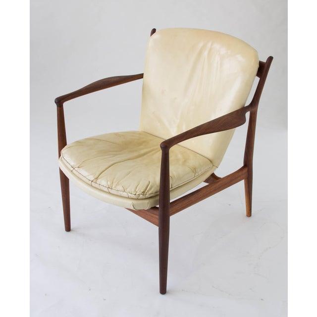 "Finn Juhl ""Delegate"" Armchair For Sale In Los Angeles - Image 6 of 11"