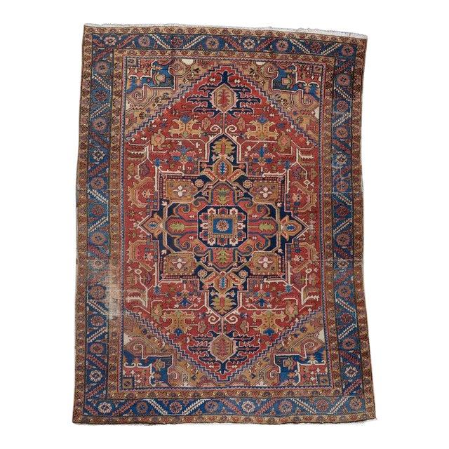 Heriz Medallion Carpet For Sale