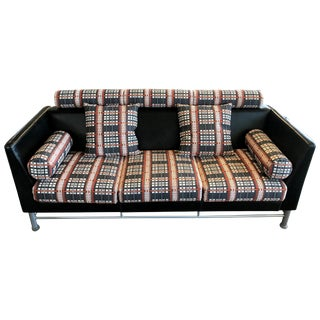 """Ettore Sottsass """"East Side"""" Sofa for Knoll For Sale"""
