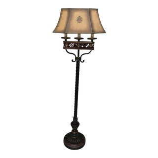"Fine Art ""Chateau"" Floor Lamp For Sale"