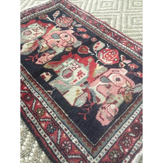 Vintage Persian Accent Rug - 2′2″ × 3′1″ Preview