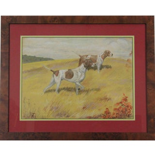 """""""Pointers in The Field"""" For Sale"""