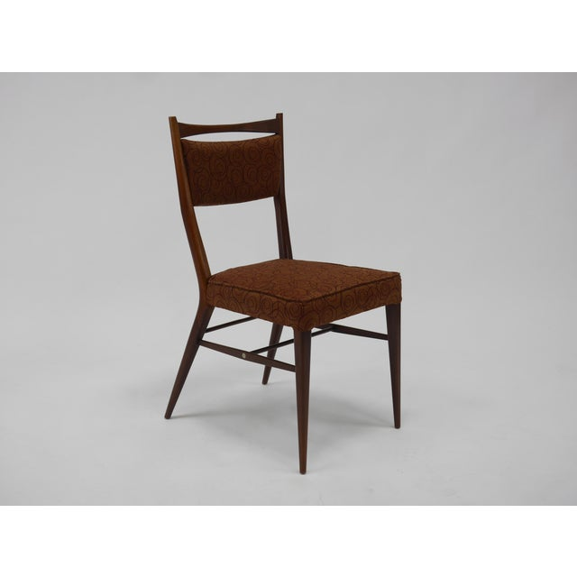 Calvin Eight Dining Chairs by Paul McCobb For Sale - Image 4 of 8