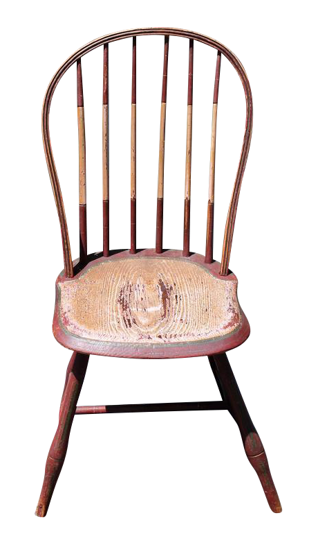 19th Century Original Painted Windsor Chair For Sale  sc 1 st  Decaso & Luxury 19th Century Original Painted Windsor Chair | DECASO