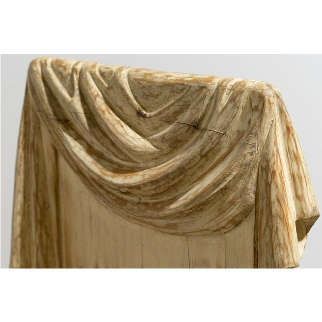 Gaetano Pesce 1960s Draped Chair in the Manner of Gaetano Pesce For Sale - Image 4 of 5