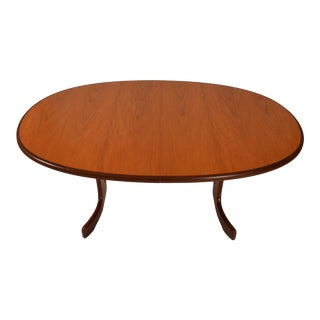 Extending Teak Dining Table By G Plan