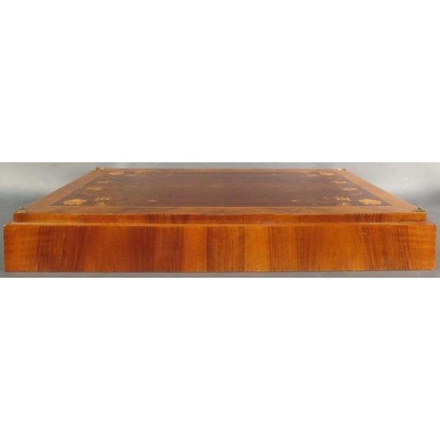 Mid-Century Modern Kunst-Mobel Folding Table For Sale - Image 9 of 13