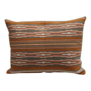 Pair of Navajo, Chinle-Indian Weaving Pillows For Sale