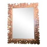 Image of 19th Century Italian Gilt-Wood Mirror For Sale