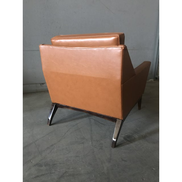 Mid-Century Modern Lounge Chairs - A Pair - Image 4 of 9
