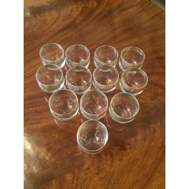 1960s Dorothy Thorpe Peace Glasses - Set of 12 For Sale - Image 5 of 7