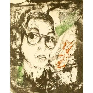 Jacklyn Friedman Art Print - Self Portrait