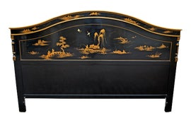 Image of Gold Headboards
