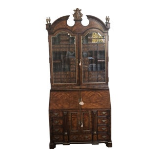 Georgian Theodore Alexander Althorp Secretary Desk For Sale