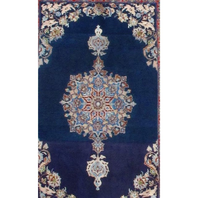 """Islamic Pasargad N Y Persian Isfahan Rug - 2'2"""" X 3'4"""" For Sale - Image 3 of 3"""