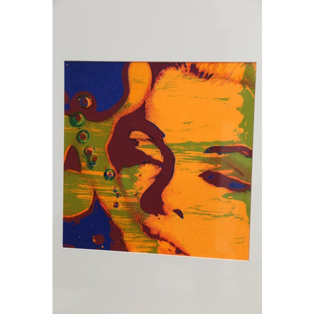 """""""The Marilyn Monroe Trip - 8"""" Original 1968 Serigraph by Burt Stern For Sale In Houston - Image 6 of 6"""