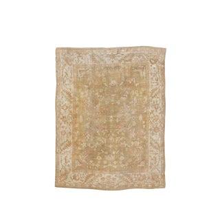 Turkish Oushak Carpet For Sale