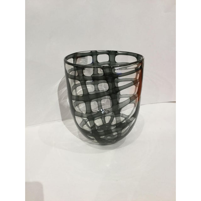 Roost Glass Swirl Vase - Image 3 of 4
