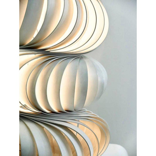 "Modern Two Olaf von Bohr ""Medusa"" Lamps, Valenti Editions, Italy, 1968 For Sale - Image 3 of 7"