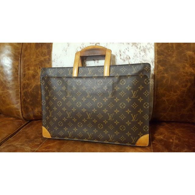 Vintage Louis Vuitton Briefcase - Image 2 of 11