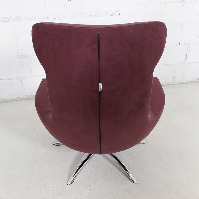 Hjellegjerde Baloo Chair & Ottoman by Olav Eldoy For Sale - Image 5 of 9