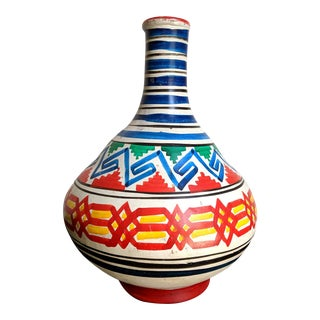 Handpainted Naif Pottery For Sale