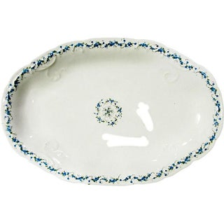 Antique Austrian Serving Platter