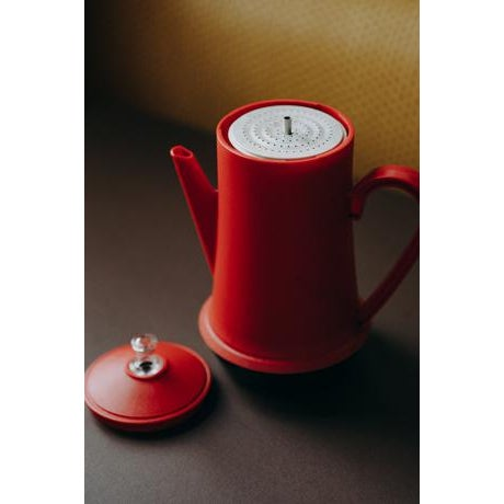 Never had I ever even heard of a plastic percolator, but it is so adorable! It is the perfect shade of orange similar to a...
