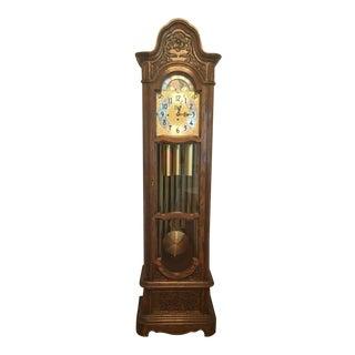 Herschede Grandfather Clock Model 117 Marquis De Lafayette For Sale