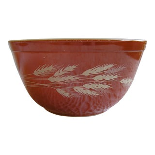 Pyrex Autumn Harvest Mixing Bowl For Sale