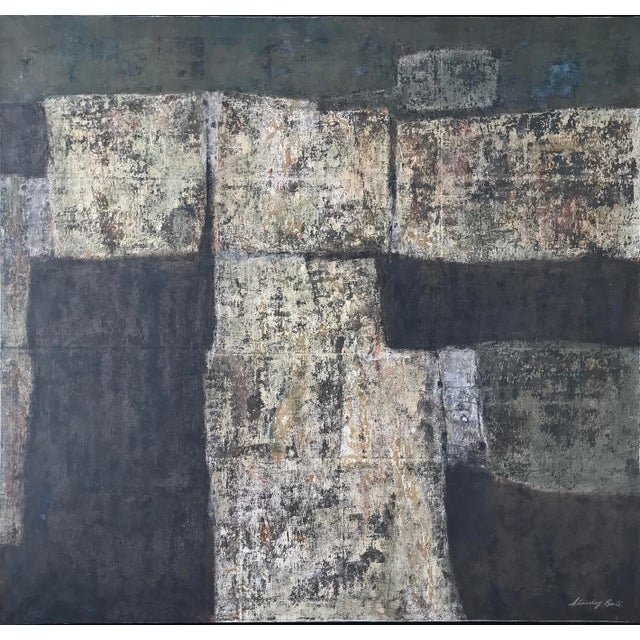 Stanley Bate, Santa Marta Painting, 1970 For Sale - Image 10 of 10