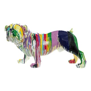 Graffiti Bull Dog For Sale