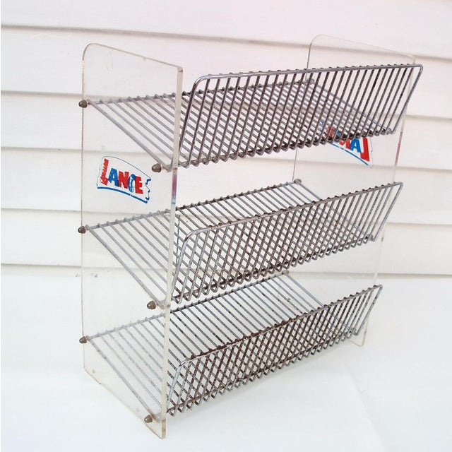 Lance Industrial Metal Three-Tier Storage Rack - Image 5 of 7