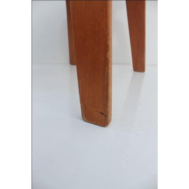 Thaden Jordan Mid-Century Bentwood Birch Chair For Sale In Miami - Image 6 of 11