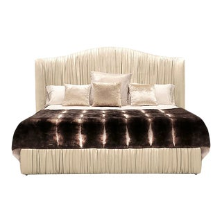 Plisse Bed From Covet Paris For Sale