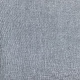 Stone Blue 100% Linen Fabric- 2 2/3 Yards For Sale