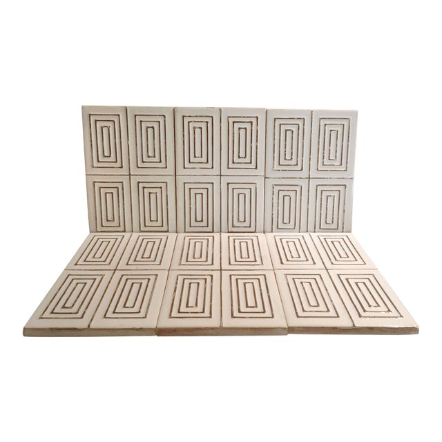 Lane Cosmopolitan MCM Table Replacement Tiles For Sale