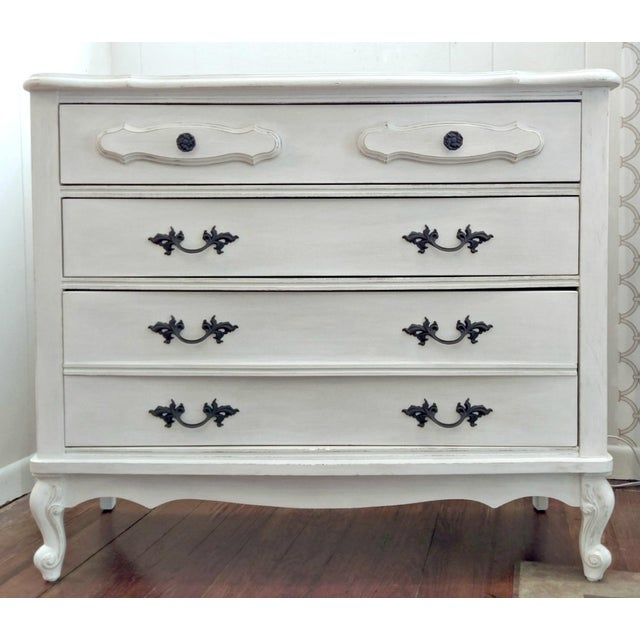 Shabby Chic French Dresser - Image 2 of 7