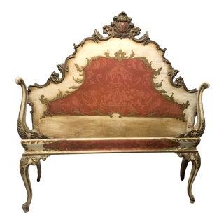 Antique Venetian Full Size Bedframe For Sale