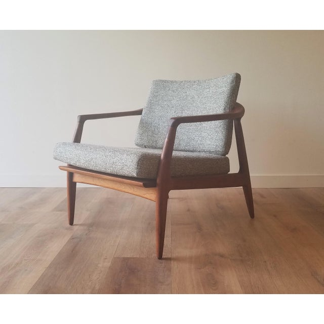 1950s Folke Ohlsson Armchair 72-C for Dux For Sale - Image 13 of 13