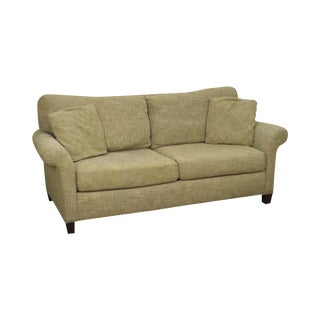 Sherrill Green Upholstered Loveseat
