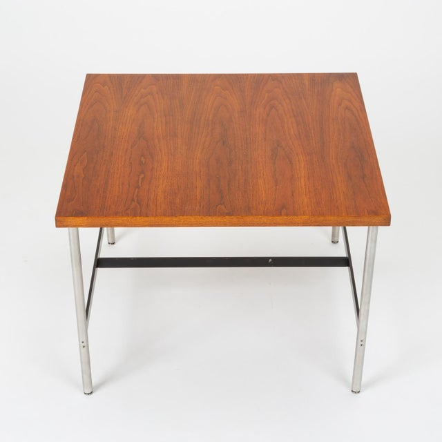 1960s Mid-Century Modern Walnut Children's Work Table by Herman Miller For Sale - Image 5 of 13