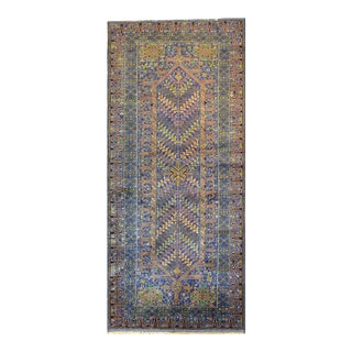 Vintage Mid Century Aghani Baluch Rug For Sale