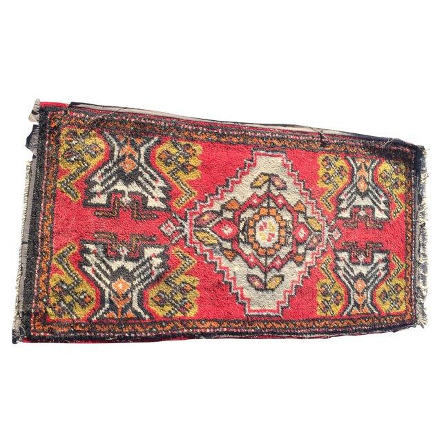 "Anatolian Persian Rug, 1'5"" x 3'3"" - Image 1 of 9"