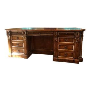 Francesco Molon GieMme Executive Collection Desk - R36 For Sale