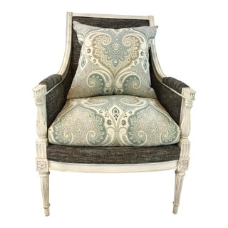 Hickory Chair French Inspired Lucien Chair For Sale
