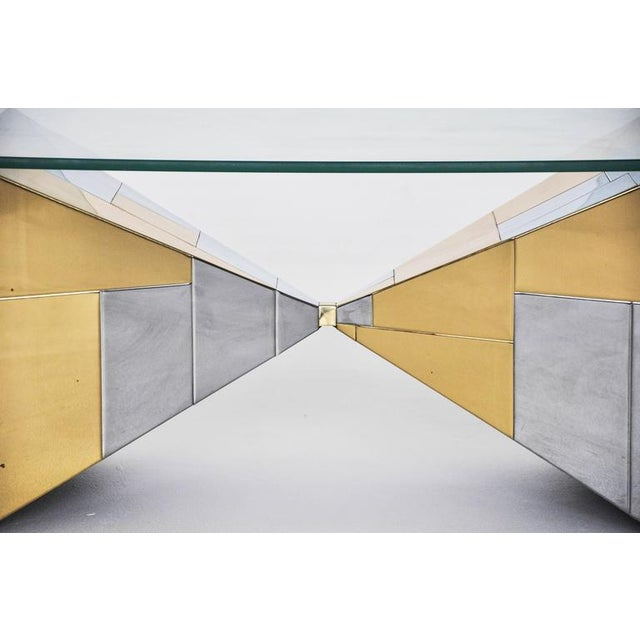 Paul Evans Cityscape Coffee Table - Image 5 of 8