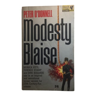 """Modesty Blaise"" Softcover Book"