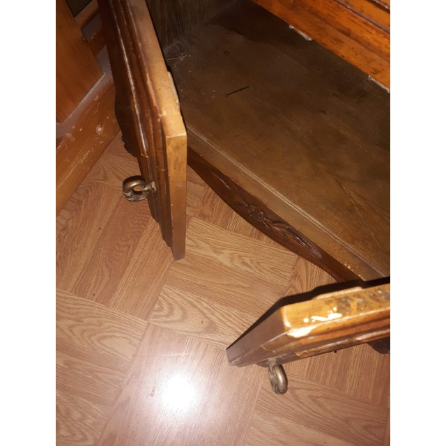 Late 20th Century French Provincial Drexel Heritage Side Tables - a Pair For Sale - Image 5 of 13